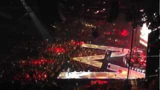 Maroon5- Moves like Jagger. Recorded live at the BJCC 3/26/2013