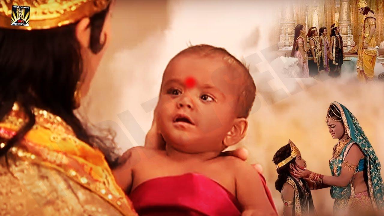 क्यों शनिदेव को अपना पुत्र नहीं मानते थे सूर्यदेव - Jai Jai Bajrang Bali @Evergreen Hindi Serials