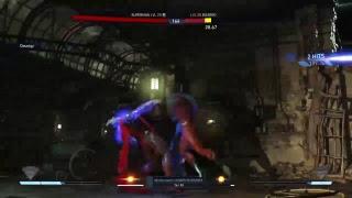 Injustice 2 JL superman Multiverse