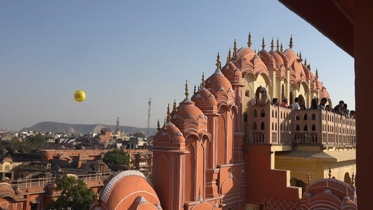 Jaipur, Rajasthan, India In 4K Ultra Hd - Youtube-2582