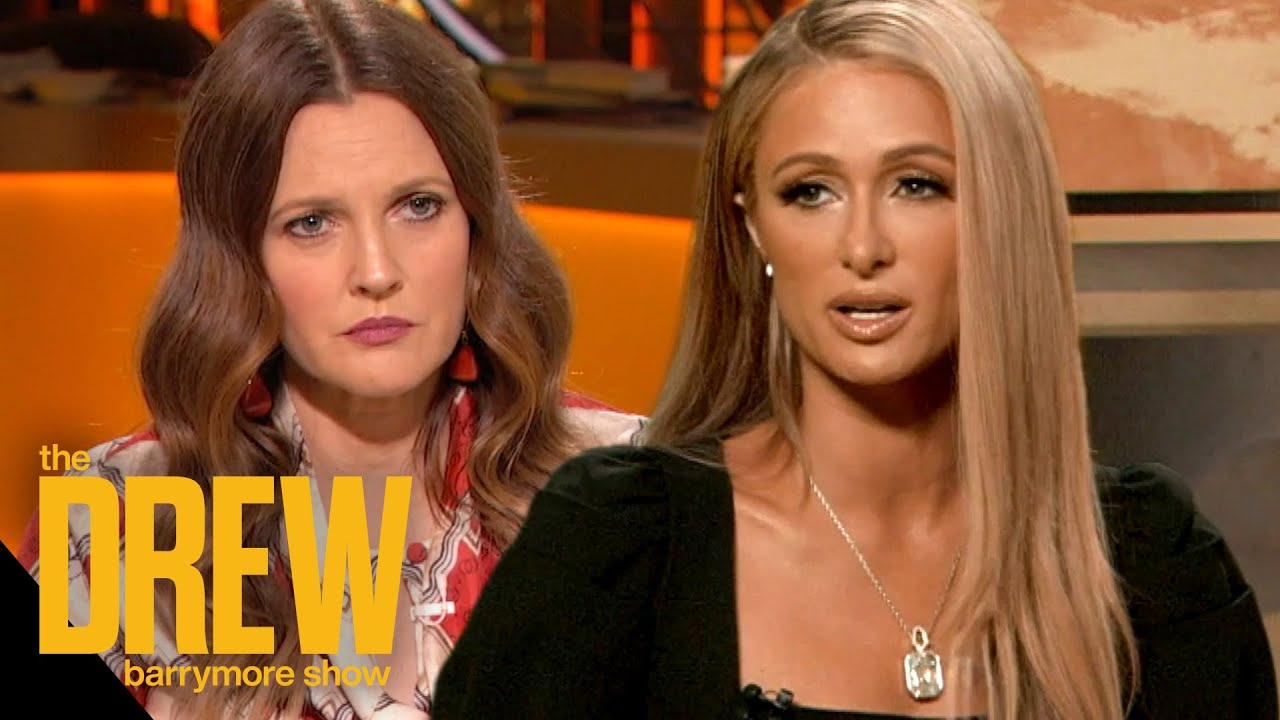 Drew Barrymore&Paris Hilton Share their Experiences of Being Placed In Solitary As Teenagers