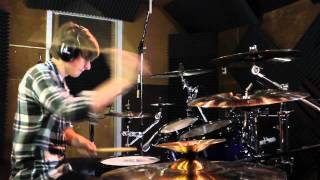 Luke Holland - Memphis May Fire - The Sinner (Drum Cover)