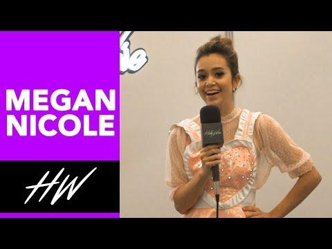 MEGAN NICOLE Talks Confetti Heart Collection + Favorite Item!   Hollywire