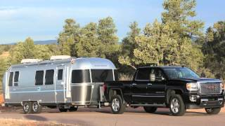 Real World Test Drive 2015 Chevy Silverado HD & GMC Sierra Denali 2500