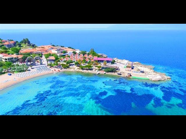 Club Resort Atlantis Hotel Seferihisar Izmir In Turkey Youtube