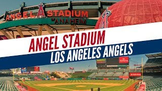 Angel Stadium - Los Angeles Angels (MLB)