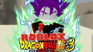 I WILL BECOME STRONGER... EVEN IF OTHERS DO IT FOR ME! | Roblox: Dragon Ball Super 3