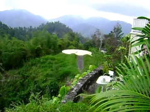 Chris Blackwell's Villa at Strawberry Hill Jamaica.AVI