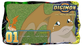 Vídeo Digimon World Re: Digitize