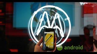 Motorola Moto E (2015), anteprima in italiano - MWC 2015