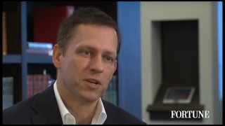 Peter Thiel's investment strategies | Fortune