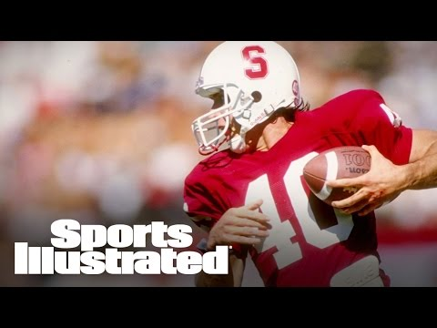 Stanford's Christian McCaffrey follows father's footsteps to stardom| SI Now | Sports Illustrated