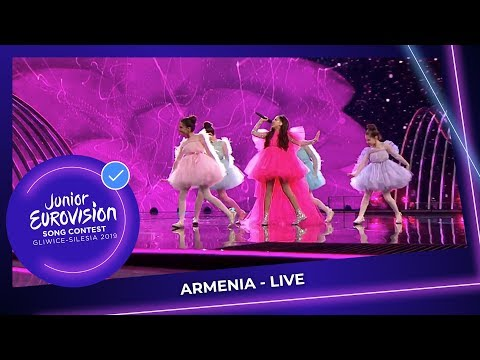Armenia 🇦🇲 - Karina Ignatyan - Colours Of Your Dream - LIVE - Junior Eurovision 2019