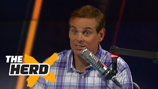 Colin Cowherd: Ohio State would 'run through' the SEC | THE HERD