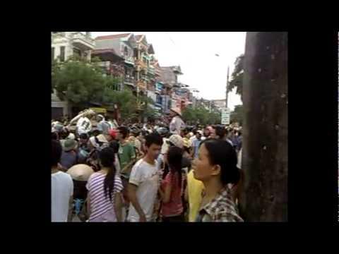 Bạo Động Tại Bắc Giang - 25/7/2010 (Phần 2)