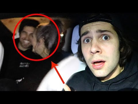 CAUGHT THEM DOING THIS IN MY CAR!! (LIVE FOOTAGE)