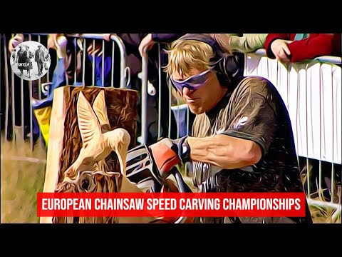 European Chainsaw Speed Carving Championships