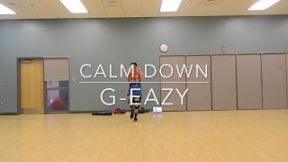 Calm Down | G-Eazy
