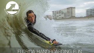 Slyde Handboards- Florida Wave Chasing!