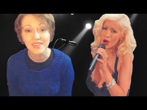 Christina Aguilera MasterClass Review for Singers - Part 6