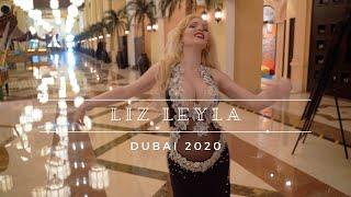 Bellydancer Liz Leyla in Dubai - الرقص الشرقي - لينا شاماميان - ياخي أنا سوريّة