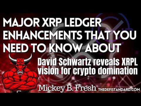 Download Future of the XRPL - David Schwartz, NFTs, Federated Sidechains, AMM DEX - Mickey B Fresh