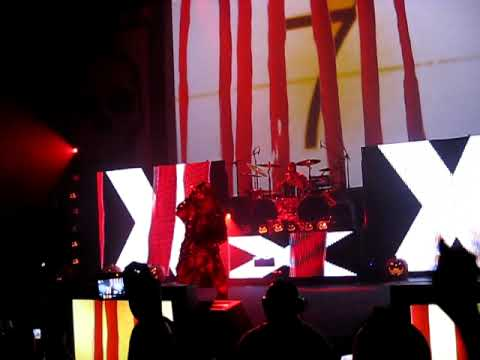 Rob Zombie What lurks on Channel X and Superbeast live mp3
