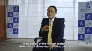 【JFTV vol.3】Interview: Wonjae Lee (Korea), ALFP2014 Fellow