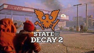 State of Decay 2 (02) Nie chcieli przypilnować