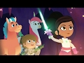 Nella The Princess: Knight Sleepy Dragon Adventure - Nick Junior Games For Kids