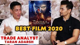 Exclusive: Tanhaji Box Office Success | Trade Expert Taran Adarsh | 200 Crore | Ajay Devgn