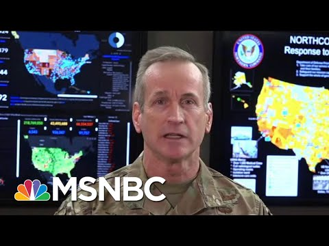 How The Defense Department Is Fighting Coronavirus | Morning Joe | MSNBC