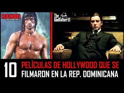 Películas de Hollywood Filmadas en República Dominicana (Especial de 50,000 Subscriptores)