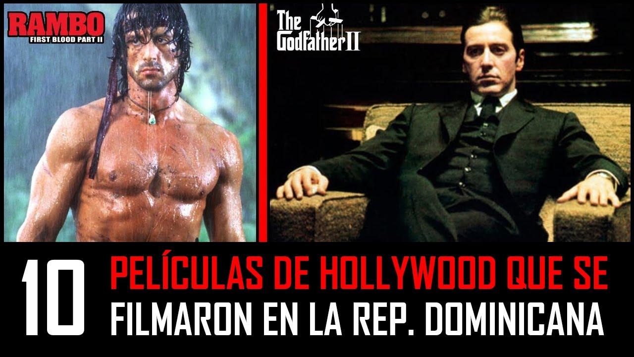 Películas de Hollywood Filmadas en República Dominicana