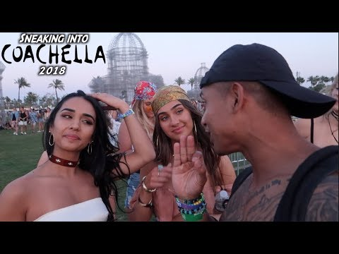 Sneaking into COACHELLA 2018! Short-Film