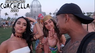 Sneaking into COACHELLA 2018! (Short-Film)