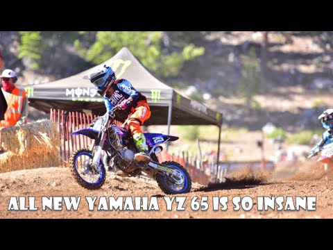 2018 Yamaha yz 65 magazine test can I destroy this bike in one day