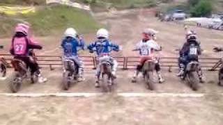 Most Exited Kid Ever Motorcross Kid