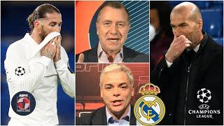 ANÁLISIS Real Madrid, ELIMINADO de la Champions League. ¿Fin del ciclo de Zidane? | Fuera de Juego