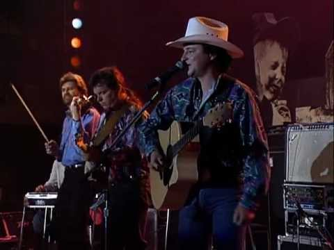 Mark Chesnutt - Old Flames Have New Names (Live at Farm Aid 1992)