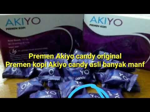 Akiyo candy asli