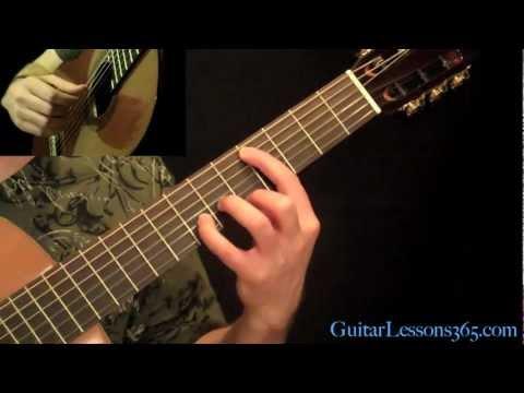 Dee Guitar Lesson & Performance - Randy Rhoads