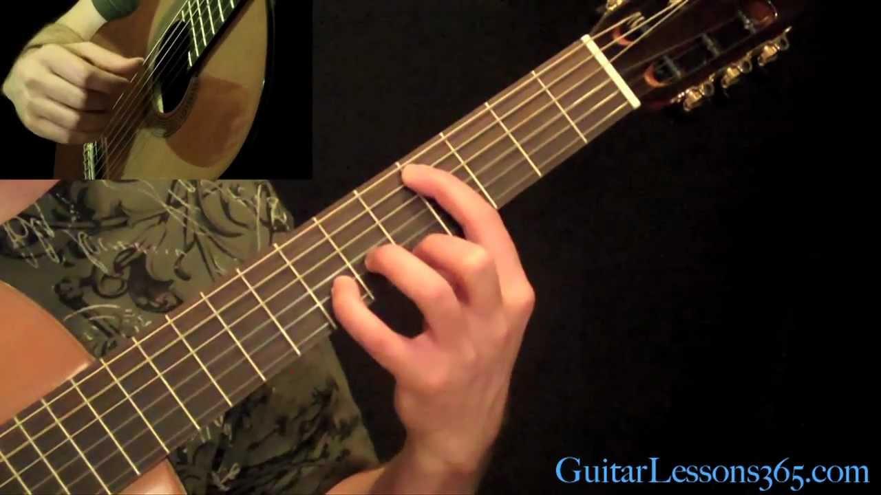 Dee Guitar Lesson & Performance - Randy Rhoads - YouTube