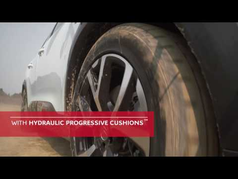Tutorial - Progressive Hydraulic Cushions on SUV C5 Aircross explained
