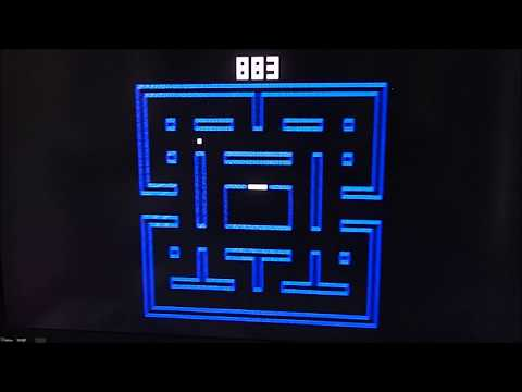 Pacman For The Arduino Uno