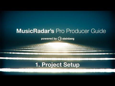 Pro producer guide, part 1: project setup