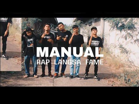 MANUAL-RAP LANGSA FAME (OFFICIAL VIDEO)
