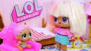 Смешные куклы ЛОЛ Сюрприз #33 Мультики и Весёлые Игрушки LOL Dolls Surprise