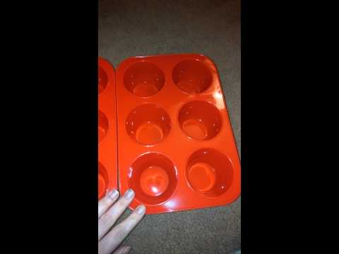 Silicone Designs Texas Muffin Pans