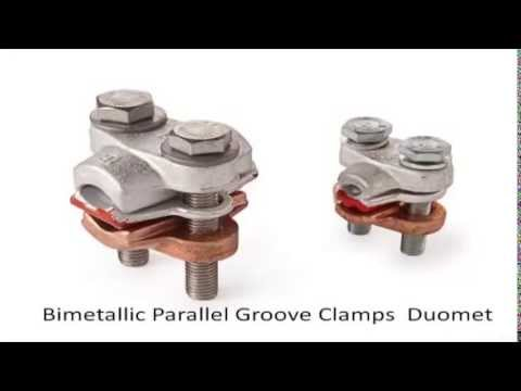 Parallel groove clamps - KMMW Metal Industries
